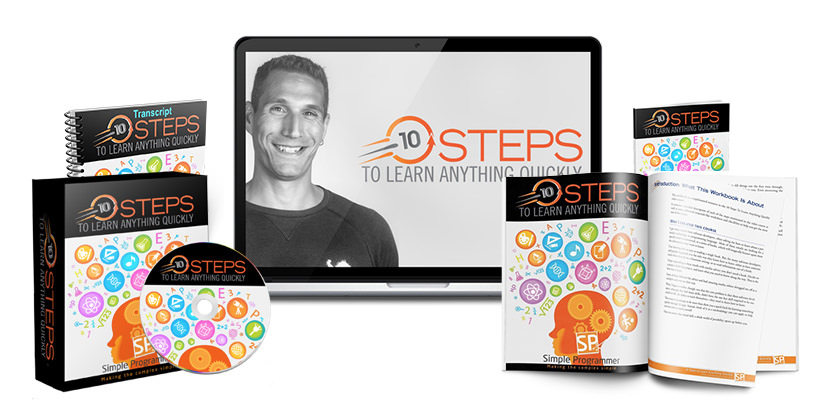 10 Steps To Learn Anything Free Download