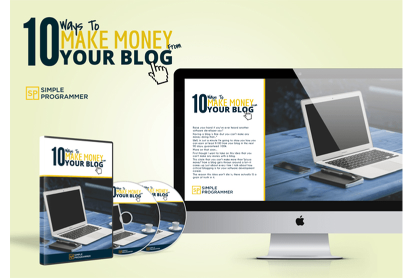 10 Ways to Make Money with Your Blog Free Download