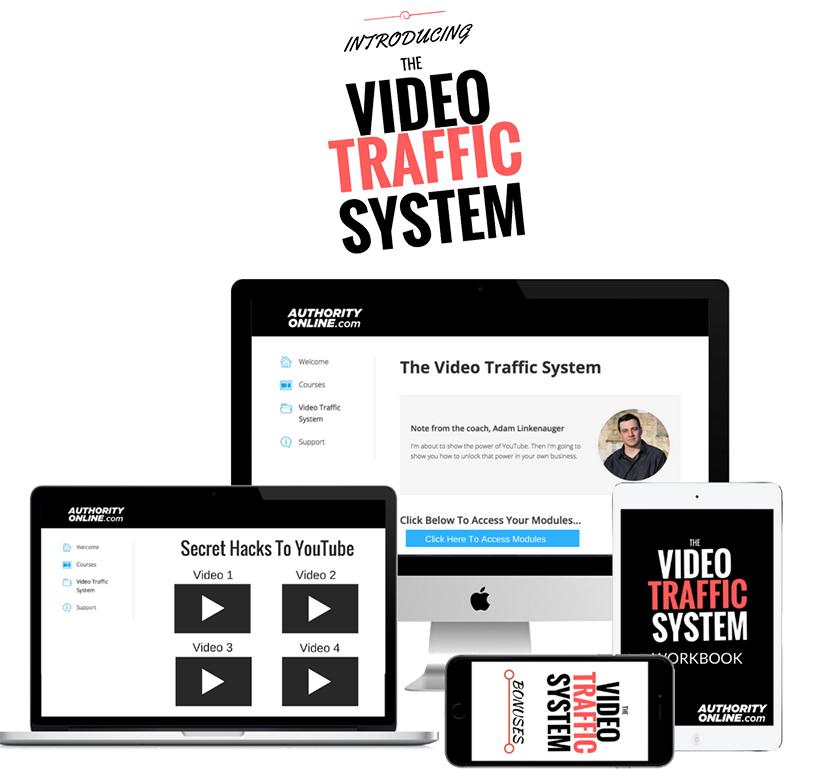 Adam Linkenauger - Video Traffic System