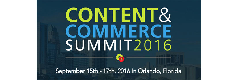 Content & Commerce Summit 2016 Download