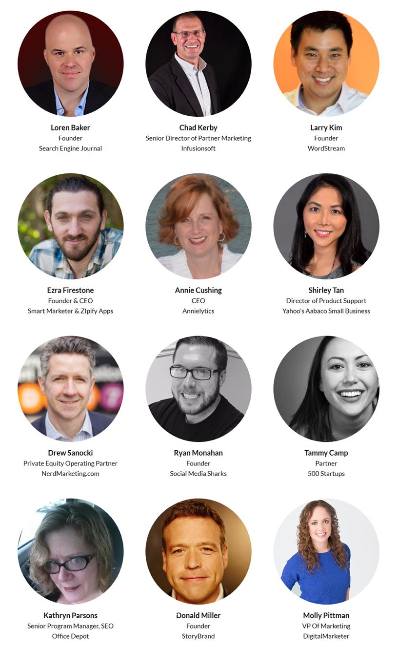 Digital Marketer - Content & Commerce Summit 2016