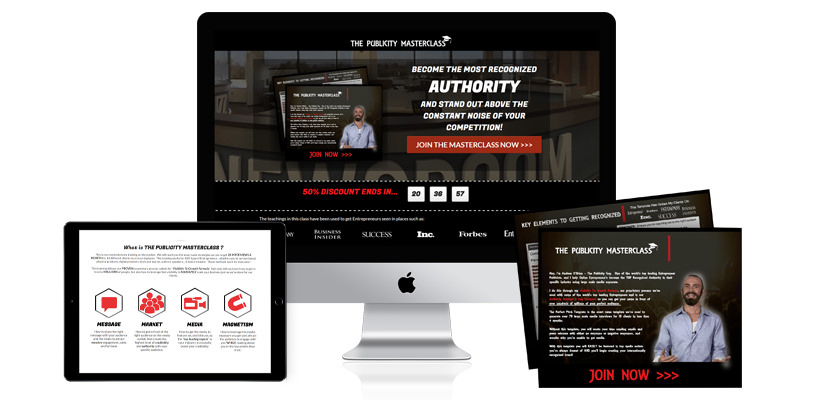 Download Free The Publicity MasterClass