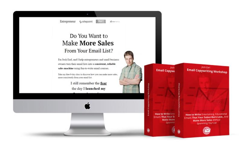 Email Copywriting Workshop Free Download