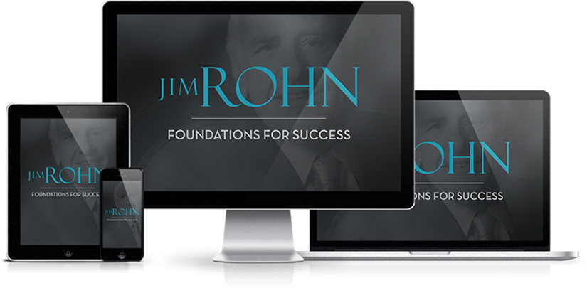 Jim Rohn - Foundation For Success
