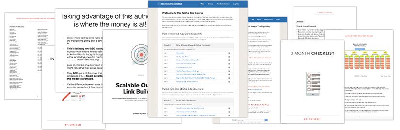 Niche Site Course 3 Free Download
