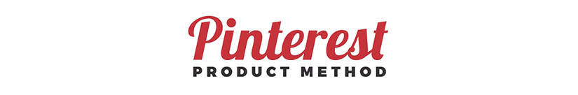 The Pinterest Product Method Free Download