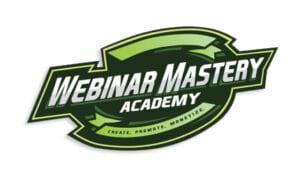 Webinar Mastery Academy PRO