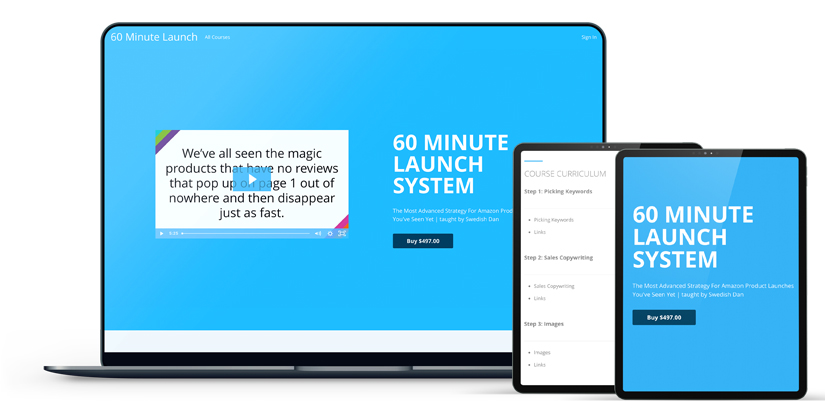 60 Minute Launch System Download