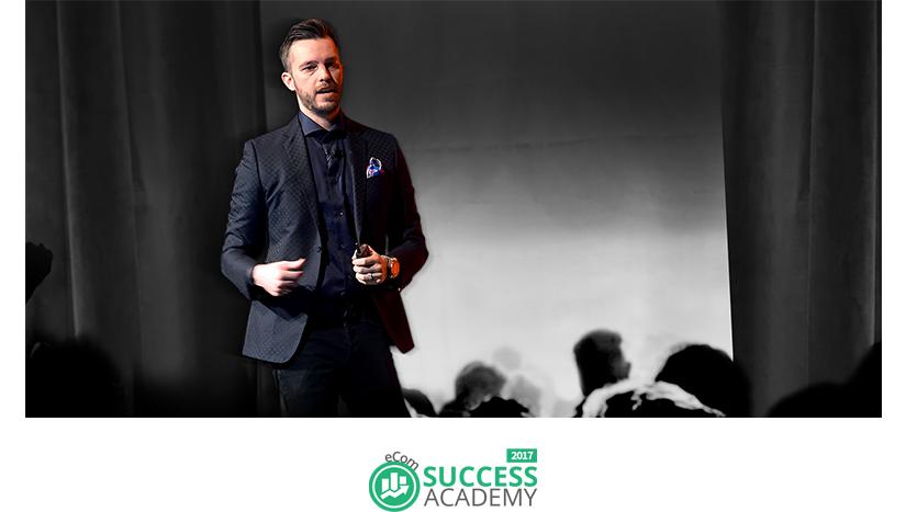 Adrian Morrison - eCom Success Academy 2017