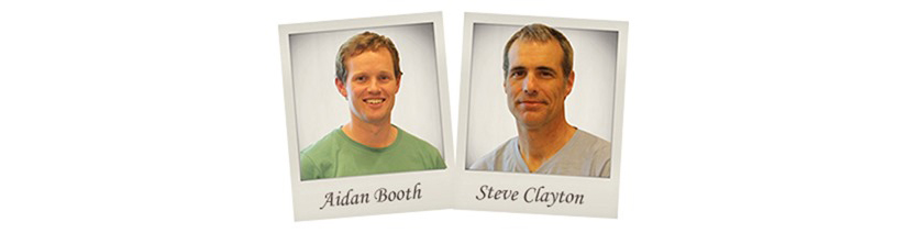 Aidan Booth & Steve Clayton - 100K Factory Revolution
