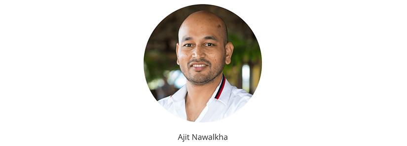 Ajit Nawalkha - First Serve Download