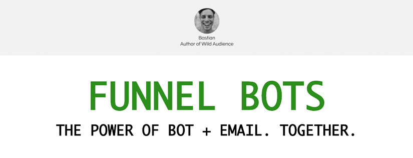 Bastian Ernst - Funnel Bots Pro