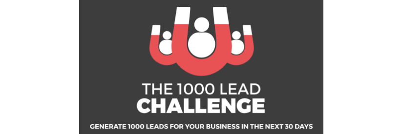 Ben Adkins - The 1000 Lead Challenge