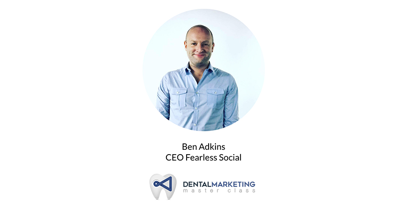 Ben Adkins - The Dental Marketing Funnel Masterclass