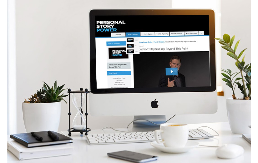 Bo Eason - Personal Story Power Online
