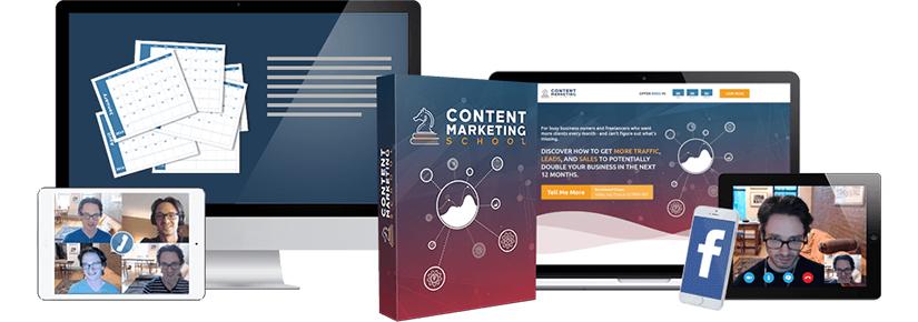 Cody Lister - Content Marketing School