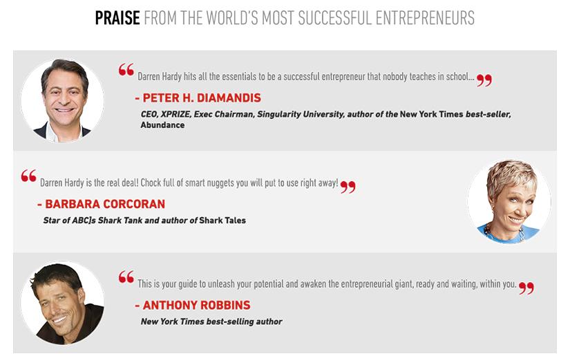 DOWNLOAD The Entrepreneur FastPass