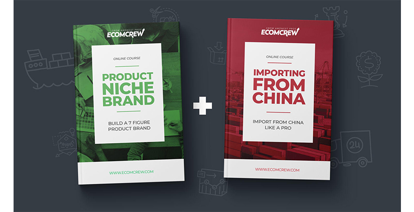 EcomCrew - Product Niche Brand & Importing From China