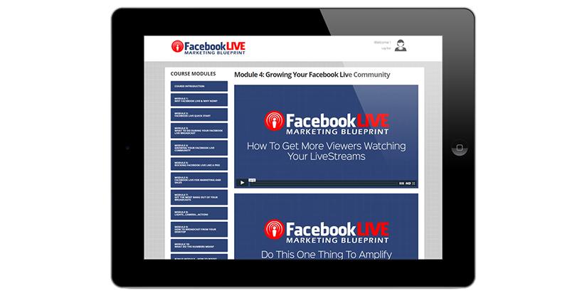 Facebook Live Marketing Blueprint Download