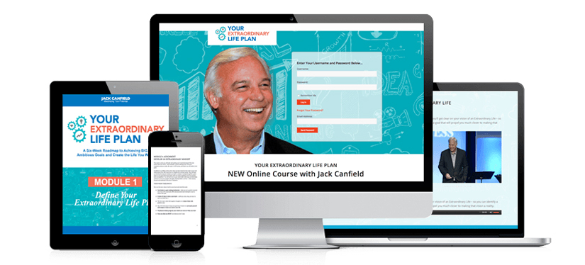 Jack Canfield - Your Extraordinary Life Plan