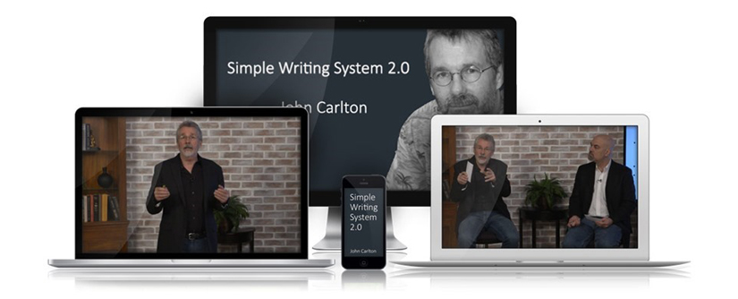 John Carlton - Simple Writing System 2.0