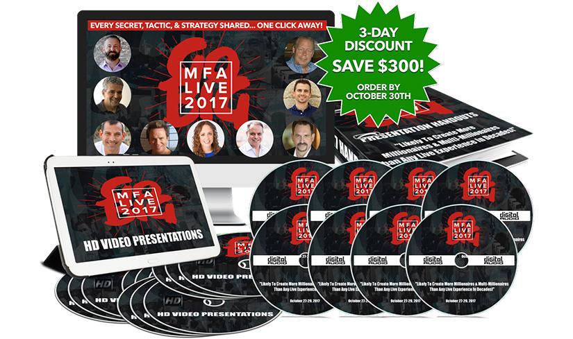 MFA Live Event 2017 Free Download