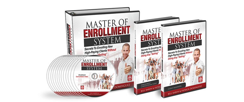 Master of Enrollment Program Free Download