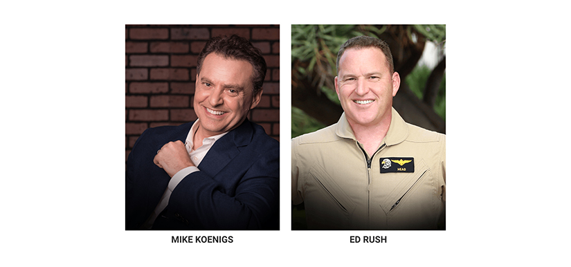 Mike Koenigs & Ed Rush