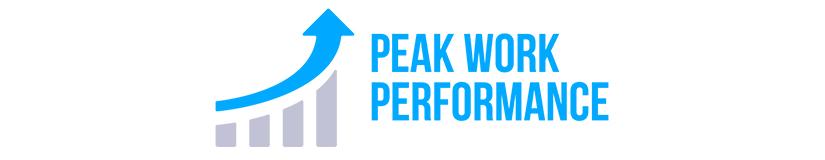 Peak Work Performance