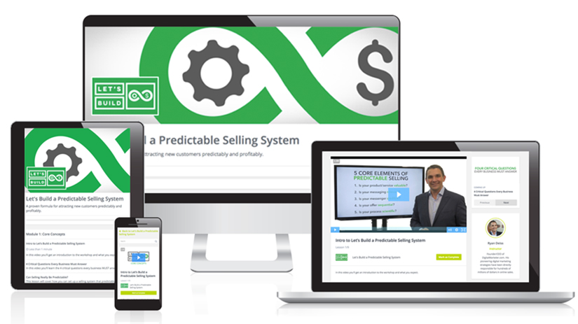 Predictable Selling System Download