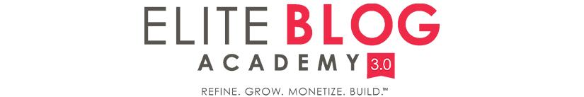 Ruth Soukup - Elite Blog Academy 3