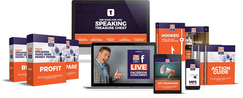 Speak and Profit Free Download