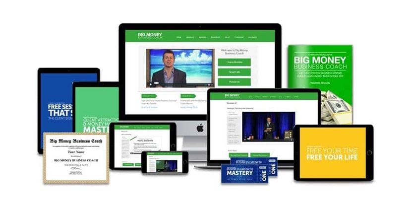 Big Money Business Coach Bundle Free Download