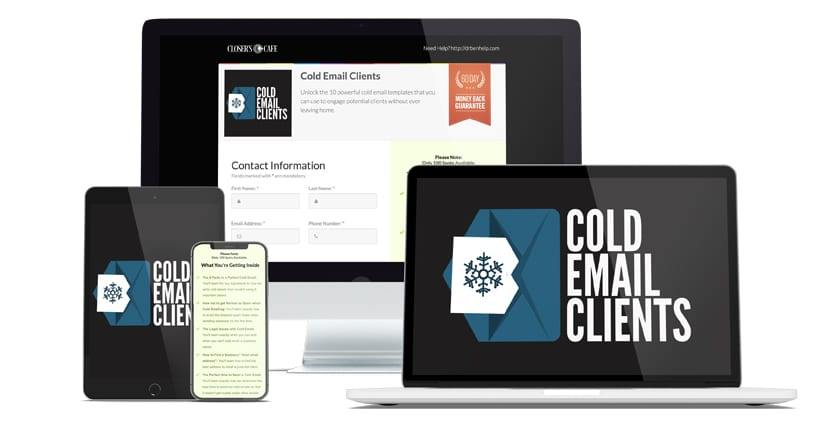 Cold Email Clients Download