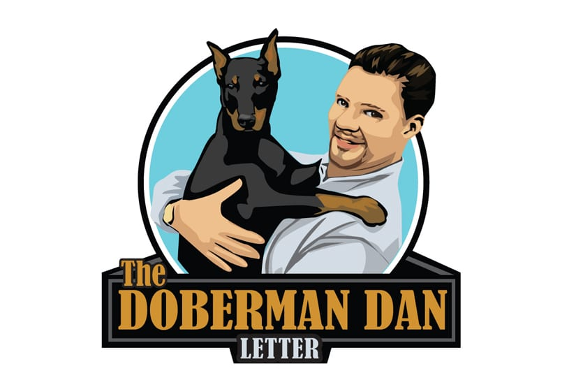 Doberman Dan Letter Download