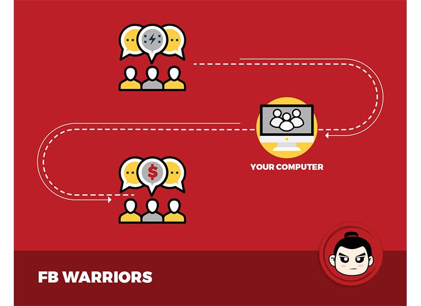 FB Warriors Free Download