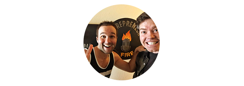 John Lee Dumas & Richie Norton - Podcast Guest Mastery