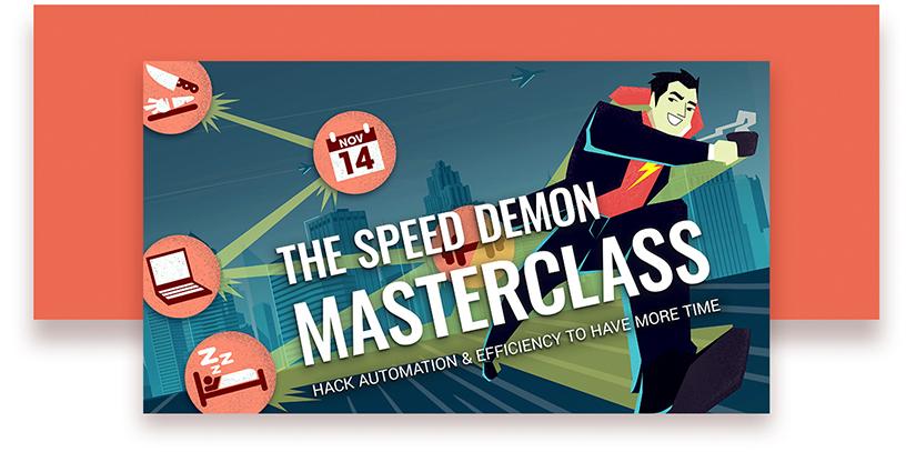 Jonathan Levi - Become a Speed Demon