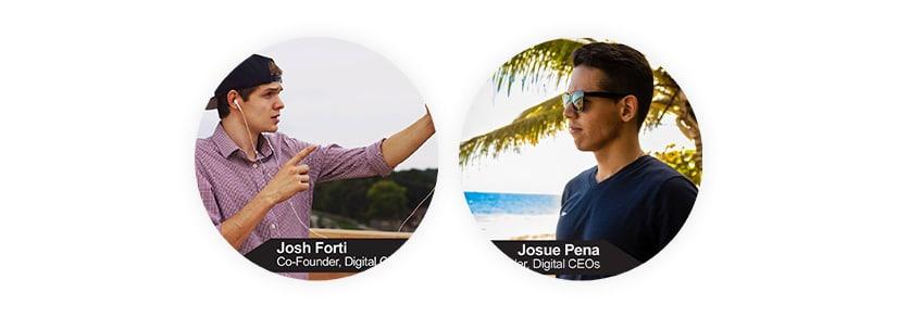 Josh Forti, Josue Pena - Instagram Mastery & Monetization