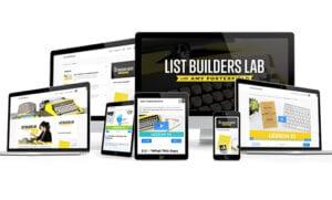 List Builders Lab 2