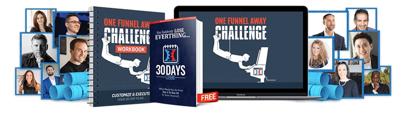 One Funnel Away Challenge Download