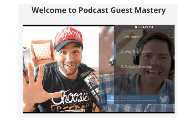 Podcast Guest Mastery Download