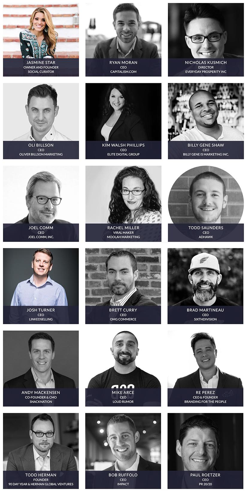 Ryan Deiss - Traffic & Conversion Summit 2018