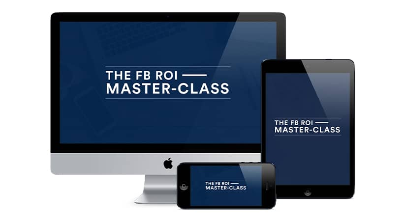 The Facebook ROI Master-Class Free Download