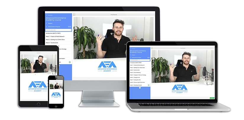 Advanced Ecommerce Academy Free Download