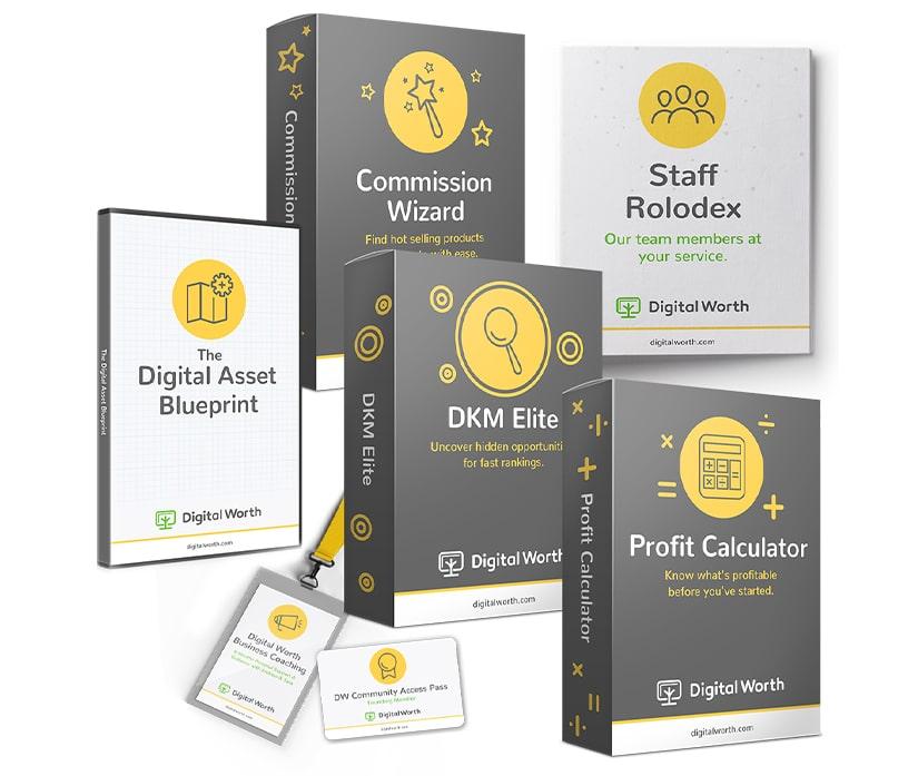 Digital Worth Academy Download