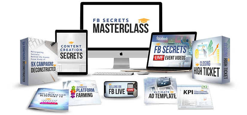 Facebook Secrets Mastery Download