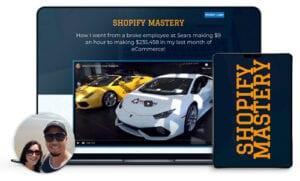 Shopify Mastery 2