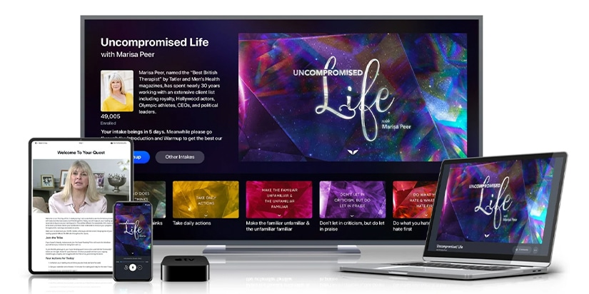 Uncompromised Life Free Download