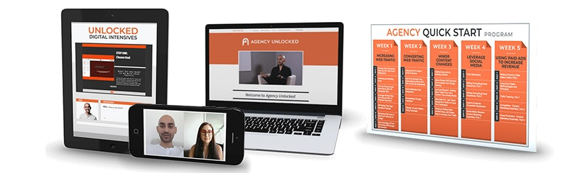Agency Unlocked by Neil Patel